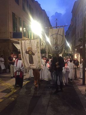 Procession Vendredi Saint 2018